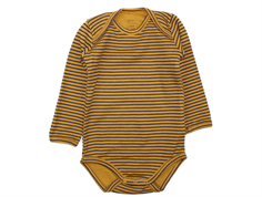 Noa Noa Miniature body golden brown uld/bomuld